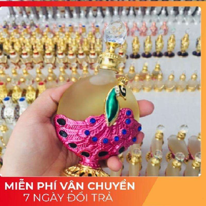Tinh dầu nước hoa Dubai ( mẫu Công) - Mùi Hương cho nữ 30ML