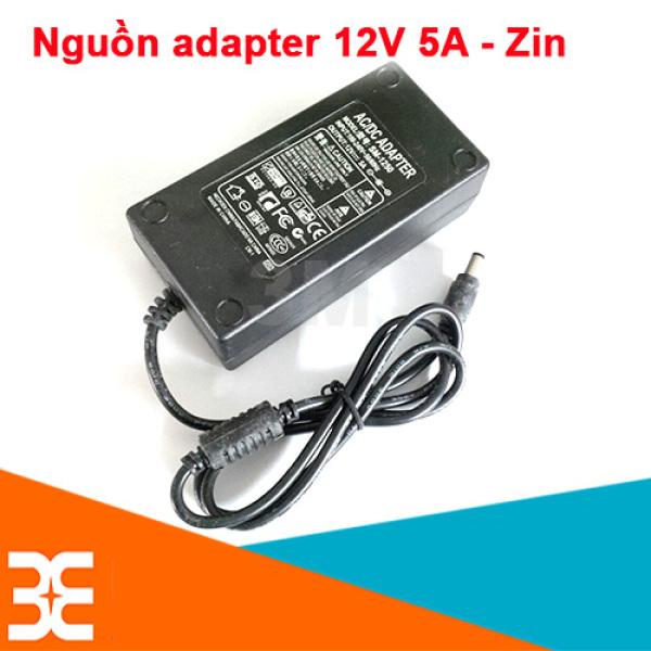 Bảng giá nguồn adapter 12V-5A 5.5x2.1 MM Zin(BH 3 tháng) Phong Vũ