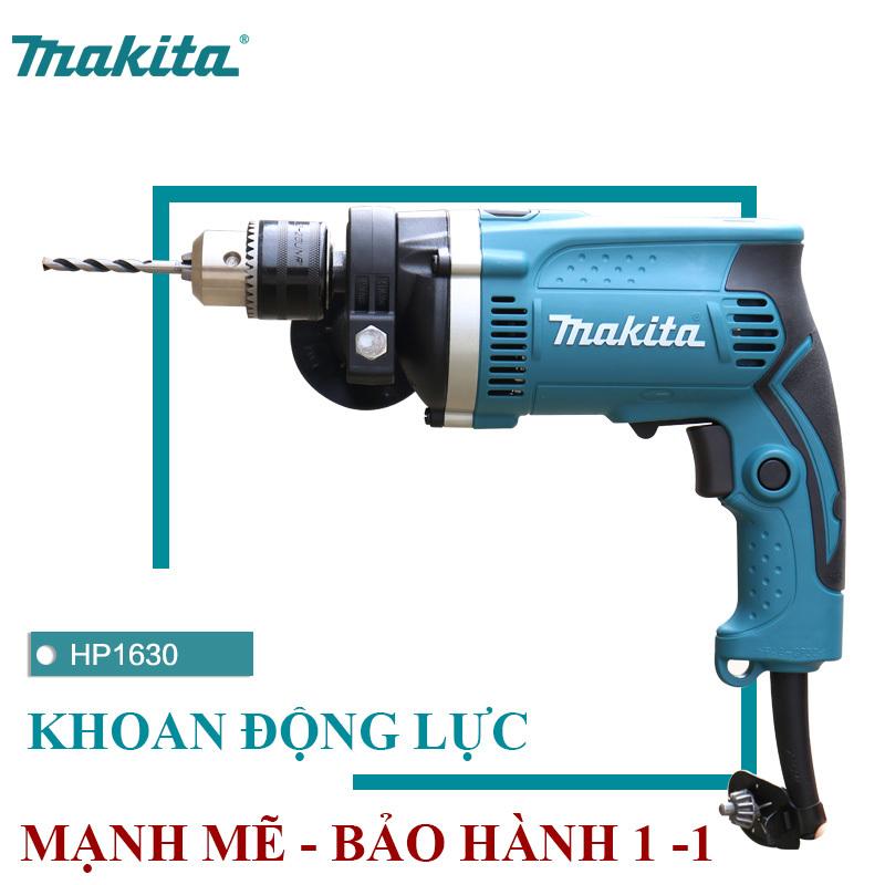 Máy Khoan, Máy Khoan Makita Hàng Nhập SR1, máy khoan tay makita - Máy khoan động lực, khoan cầm tay   Mạnh gấp 2 lần máy thường