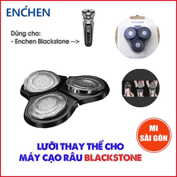 Lưỡi cạo râu thay thế cho máy cạo râu Enchen Blackstone