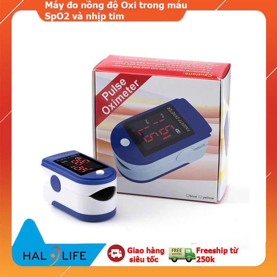 Máy đo nồng độ Oxy trong máu và nhịp tim SPO2 bán chạy