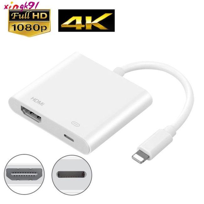 Bảng giá Cáp kết nối điện thoại iphone ,ipad với tivi lightning to HDMI, bộ chuyển đổi từ lightning sang HDMI, cáp hdmi cho iphone, dây kết nối tivi vơi điện thoại, cáp tivi, cáp kết nối từ điện thoại lên tivi Điện máy Pico