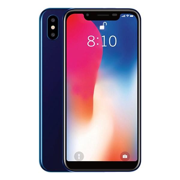 Điện thoại Masstel X6   Điện thoại Masstel X6  khoác lên mình thiết kế đẹp mắt và thời thượng với màn hình tai thỏ tràn viền, tỉ lệ màn hình 18:9 Full view cho diện tích tương tác rộng hơn  