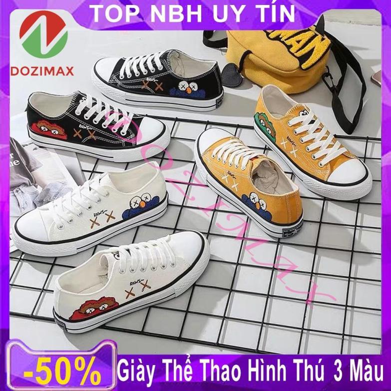 giày bata nữ -giày nữ thể thao CVHT dáng CV chất đẹp - bao bền size 35-40 -DOZIMAX [ GIÁ CỰC SHOCK - SALE 3 NGÀY] giá rẻ