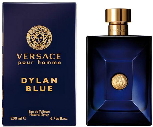 Nước hoa nam Versace Dylan Blue Pour Homme EDT 200ml