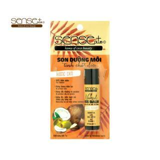 Son dưỡng môi tinh chất dừa hương cam Sense Plus thumbnail