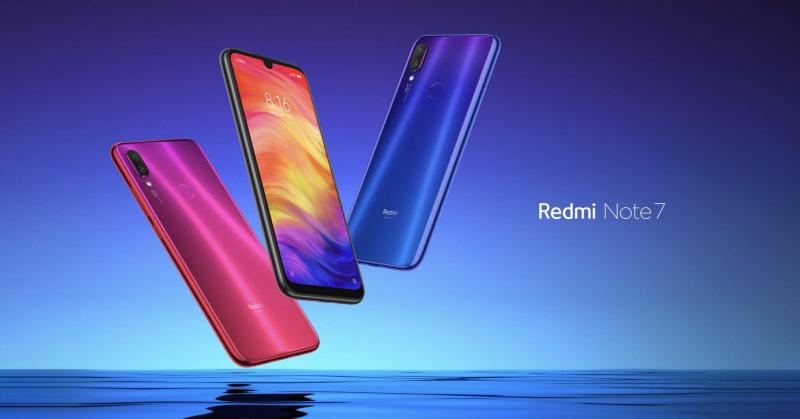 Điện thoại xiaomi redmi note 7 chính hãng nguyên hộp 6gb 64gb fullbox