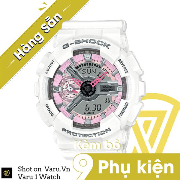 [Cao Cấp] Đồng hồ thể thao nam nư G-Shock GMA-S110MP-7A Full phụ kiện bán chạy