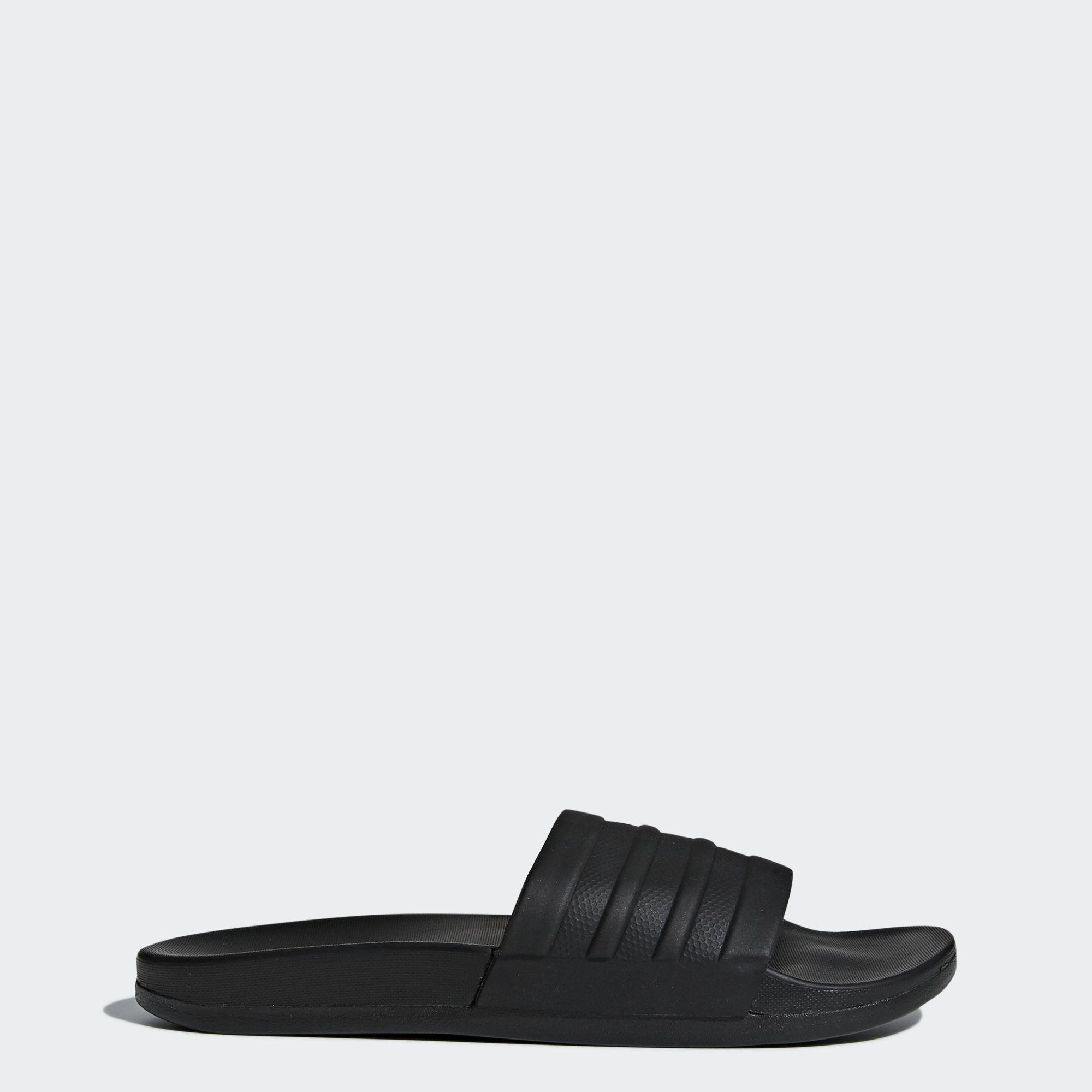 Deal Khuyến Mãi Adidas SWIM Dép Quai Ngang Adilette Comfort Nữ Màu đen BB1095