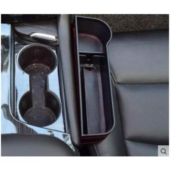 Khay đựng đồ đa năng cho xe hơi tiện dụng - Khay để đồ khe ghế ô tô xe hơi cao cấp. Chăm sóc ô tô CHĂM SÓC Ô TÔ 888