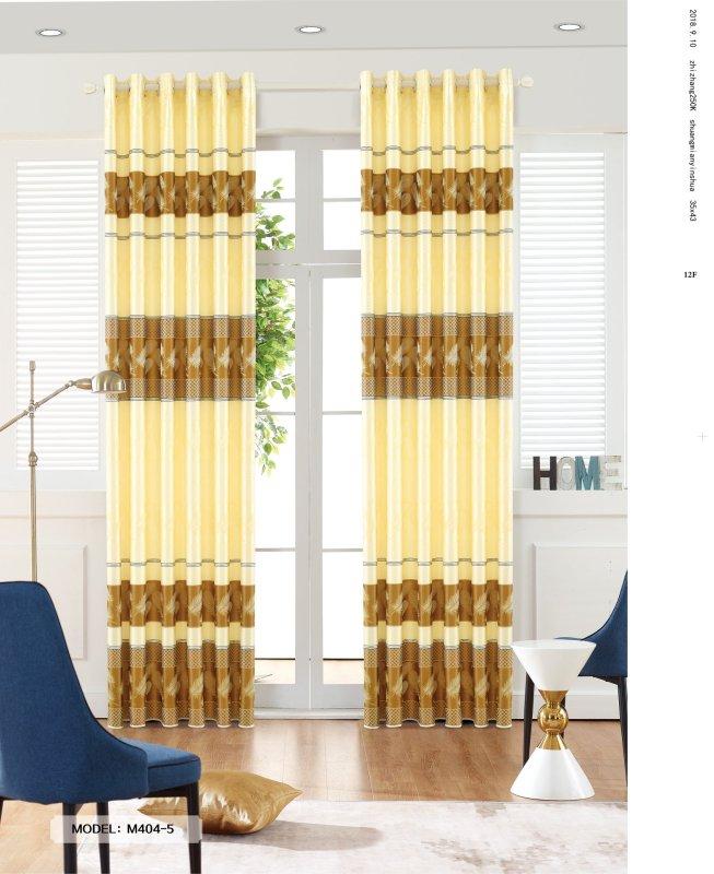 Màn Rèm Cửa Chính Lớn [Ngang 5m Cao 3m2] - Vải Gấm cao cấp - Khoen Ore - Có video - Nhiều màu và họa tiết để chọn