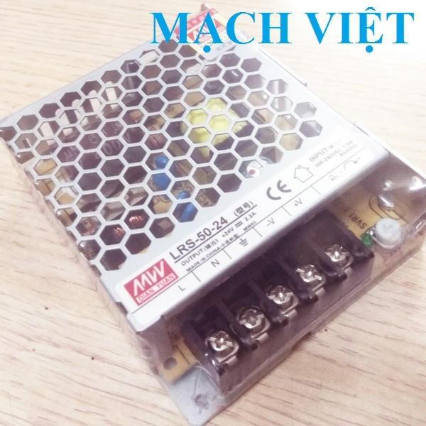 Nguồn công nghiệp tổ ong MeanWell 24V 100W 4.5A
