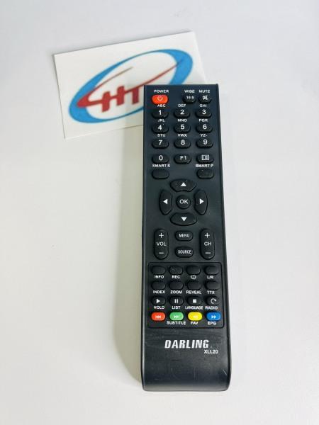 Bảng giá Remote Tivi Darling 3D Mới