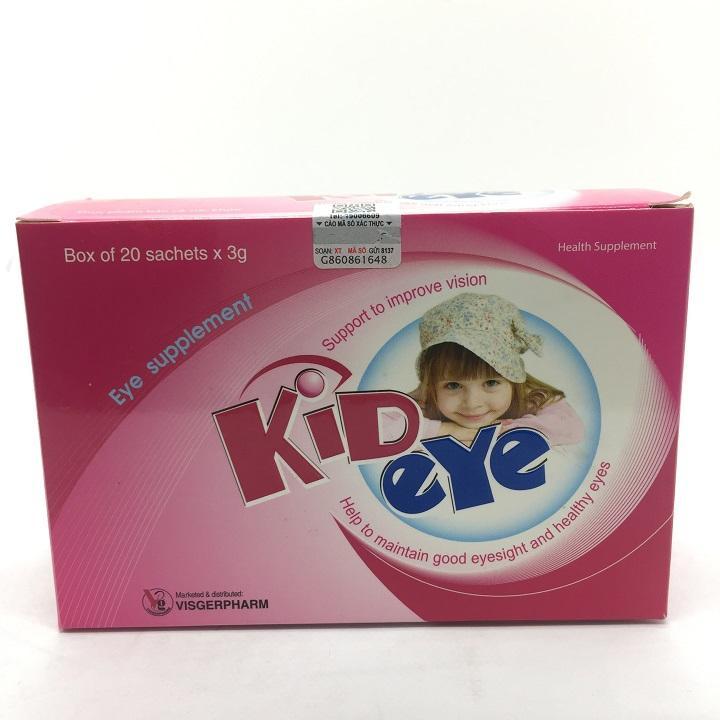 Kid Eye - Điểm Vàng Cho Mắt Sáng Giá Siêu Rẻ