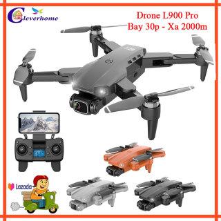 Flaycam Drone Camera 4k Full HD ZLRC L900 PRO, flycam mini, máy bay điều khiển từ xa có camera, Wifi 5G, Camera 4K UHD góc rộng, Gimbal 2 Trục chống rung, thời gian bay 28 phút tầm xa 150m thumbnail