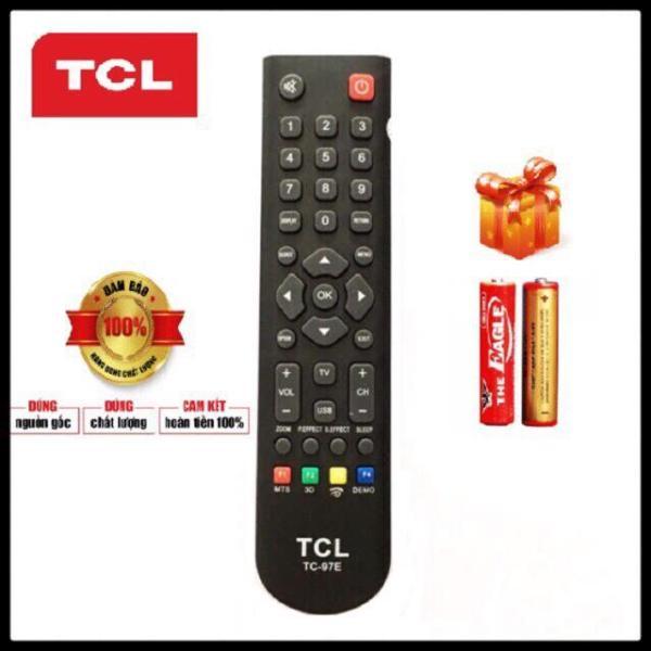 Bảng giá Điều khiển ti vi TCL ( TC97E )