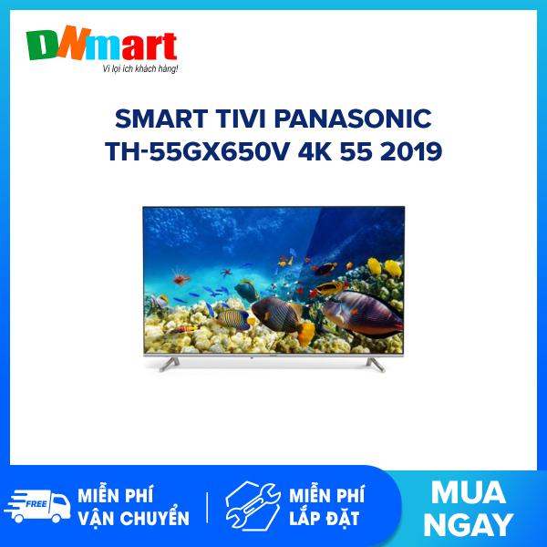 Bảng giá Smart Tivi Panasonic TH-55GX650V 4K 55  Công Nghệ Chiếu Sáng Công Nghệ Backlight Dimming  Công Nghệ Hình Ảnh Công Nghệ HDR  Độ Phân Giải Ultra HD 4K  Tần Số Quét 60 Hz