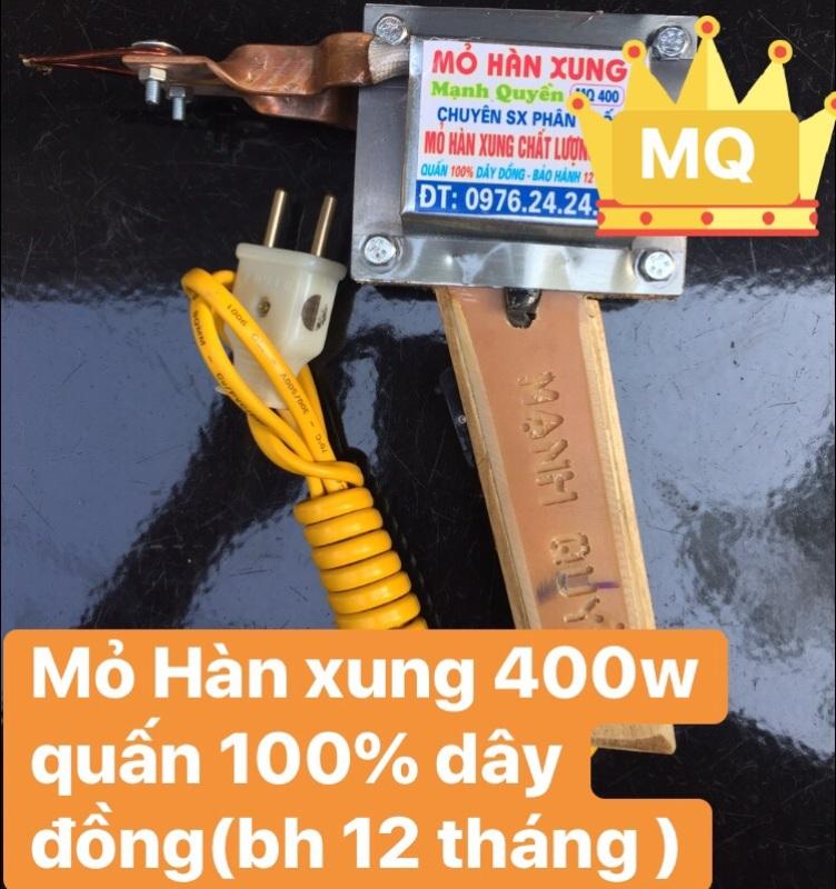 Mỏ Hàn xung -Hàn thiếc- Hàn chì( 400w siêu khỏe )