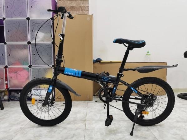 Phân phối Xe đạp gấp Hahoo 20inches cao cấp