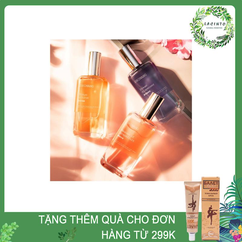 Xịt Thơm BODY SHIMANG MIST Nước Hoa Body Nam Nữ Mùi Hương Quyến Rũ, Sang Trọng Và Đầy Lôi Cuốn nhập khẩu