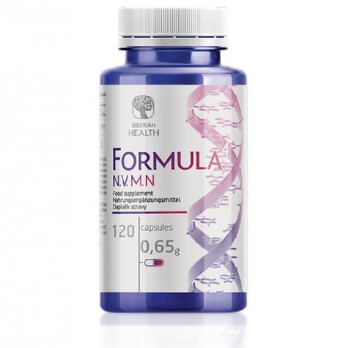 hực phẩm chức năng Novomin Formula 4 phục hồ tế bào, ngăn ngừa ung thư từ Nga cao cấp