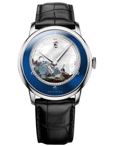 Đồng hồ nam  PONIGER P723-1