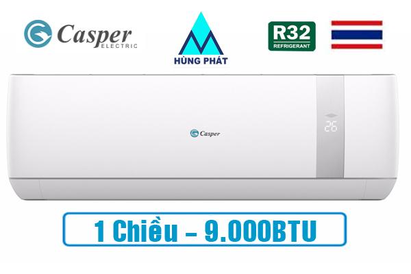 Điều hòa Casper 9000 BTU 1 chiều LC-09FS32