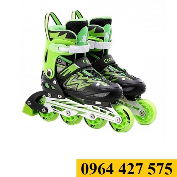Phân phối Giày Patin Trẻ Em Cougar 835L- 3 màu