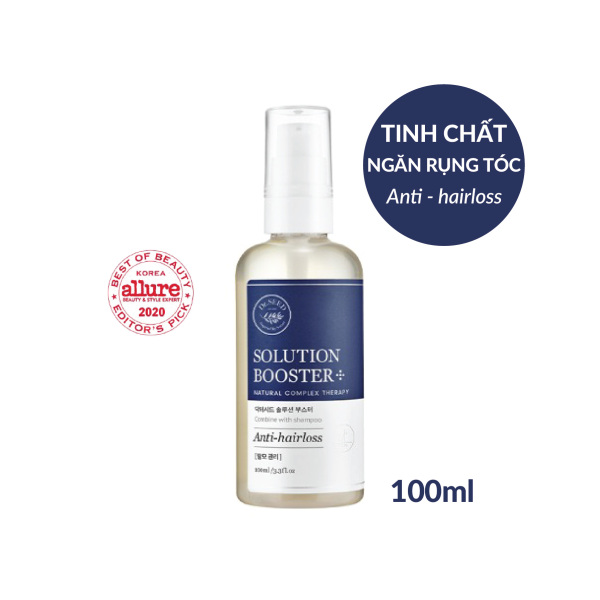 Tinh Chất Chống Rụng Tóc Dr. Seed Solution Booster Anti-Hairloss 100ml