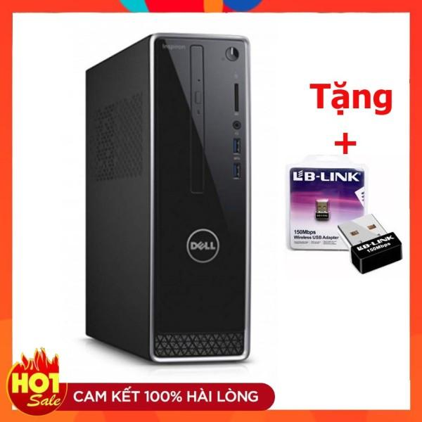 Bảng giá Case máy tính Dell Ram 4G / SSD 120GB / HHD 250GB Dành cho Văn Phòng Và Học Tập - Tặng USB Thu wifi Phong Vũ