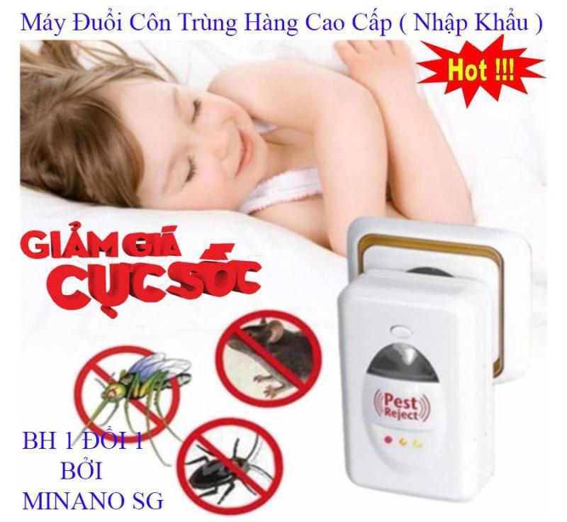 Máy đuổi muỗi, Đuổi chuột bằng sóng siêu âm, c,hiệu quả cao ,không mùi,không độc, không gây hại cho sức khỏe, BẢO HÀNH UY TÍN 1 ĐỔI 1