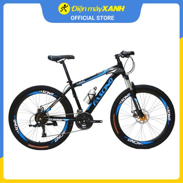 Mua Xe đạp địa hình MTB Fascino W600X 26 inch Xanh dương