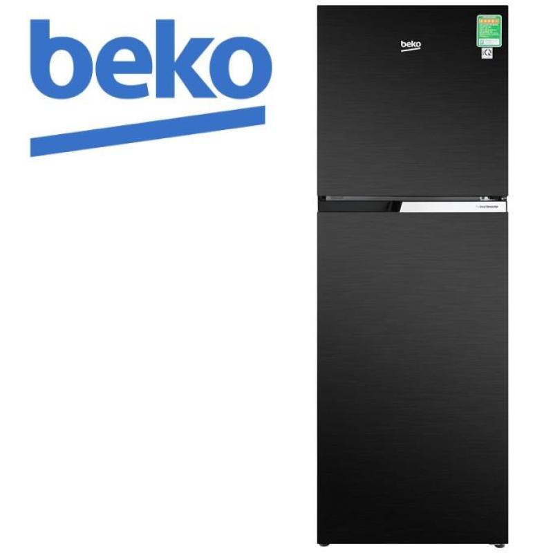 Tủ lạnh Beko Inverter 230 lít RDNT251I50VWB màu đen