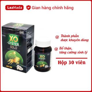 Viên uống hàu biển XO - OYSTER GOLD - Green - Bổ thận, tráng dương, tăng cường sinh lý nam, giúp làm chậm quá trình mãn dục ở nam giới - Hộp 30 viên thumbnail