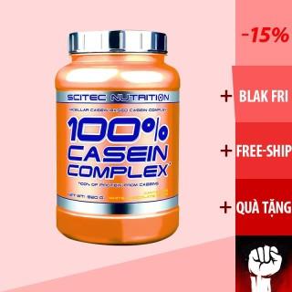 Scitec Casein Complex Sữa Tăng Cơ Nuôi Cơ Ban Đêm 920G 30 lần dùng - Chính Hãng - Muscle Fitness thumbnail
