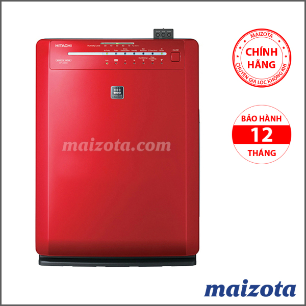 Bảng giá Máy lọc không khí, khử mùi và tạo độ ẩm Nhật Bản Hitachi EP-A6000, công suất 46 m2, lọc bụi siêu mịn PM2.5, bù ẩm, diệt khuẩn, khử mùi...Hitachi bảo hành 12 tháng toàn quốc.