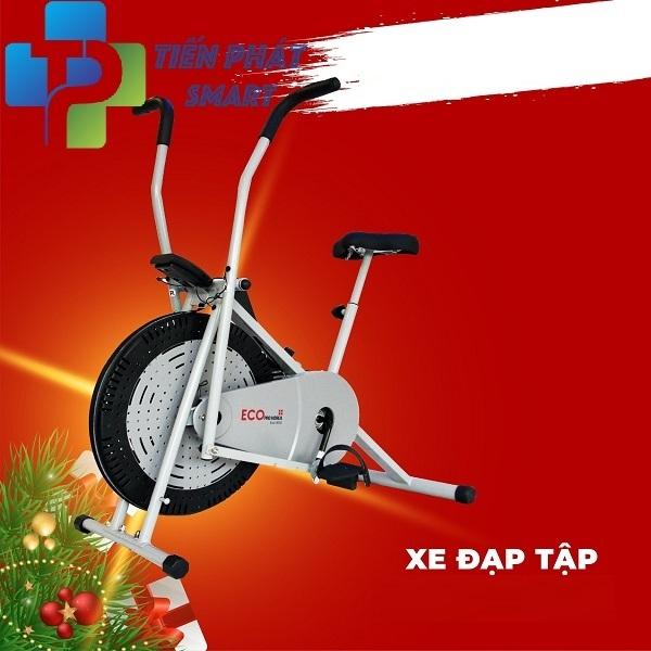 Xe đạp liên hoàn Mã - ECO 9002 Hàng Nhập Khẩu Tiêu Chuẩn Quốc Tế Chính Hãng
