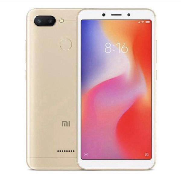 Điện thoại Xiaomi Redmi 6 Ram 3Gb/32Gb mới Chính hãng máy đẹp chơi game liên quân freefire mượt - 2sim có Tiếng Việt