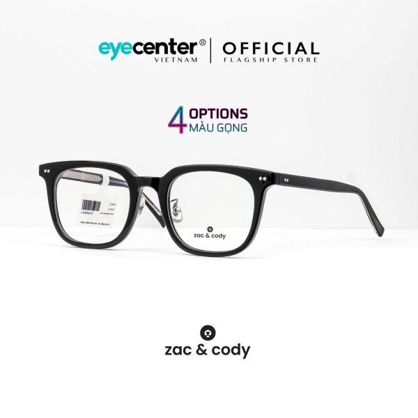 Giá bán Gọng kính cận nam nữ #CONEY chính hãng ZAC & CODY lõi thép chống gãy nhập khẩu by Eye Center Vietnam