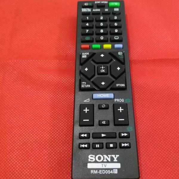 Bảng giá REMOTE ĐIỀU KHIỂN TIVI SONY SMART LED LCD MỎNG ED054