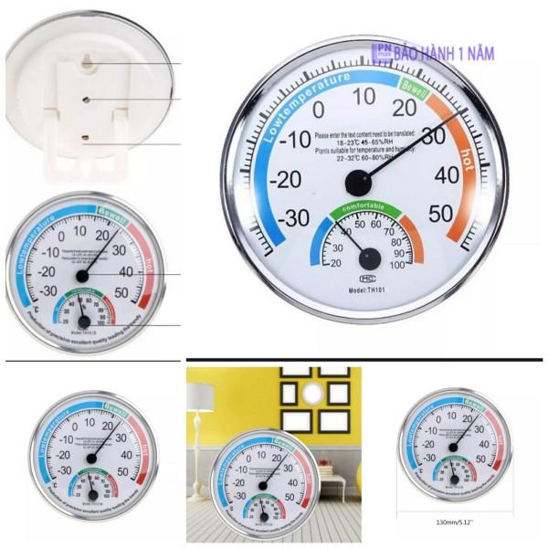 Đồng hồ đo nhiệt độ và độ ẩm trong nhà ngoài trời loại tốt mẫu mới siêu bền độ chính xác cao , Nhiệt kế đo nhiệt độ và độ ẩm 2in1 trong nhà ngoài trời cho bé bán chạy