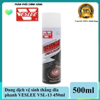 Dung Dịch Vệ Sinh Thắng Phanh Xe VESLEE VSL-13 450ml thumbnail