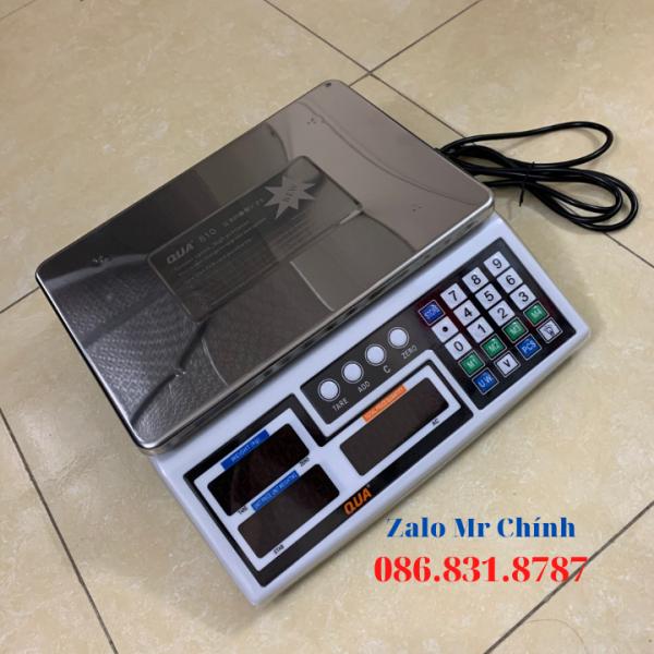 [Lấy mã giảm thêm 30%]Cân điện tử nhà bếp 30kg/100gam QUA 810 ĐÀI LOAN - cân điện tử tính tiền - BH 24 THÁNG