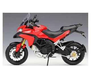 Mô hình moto Ducati Multistrada 1200S tỉ lệ 1 12 MAISTO thumbnail