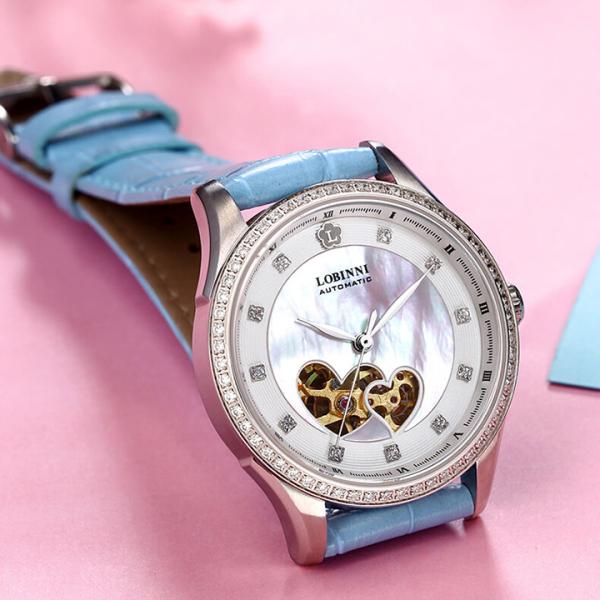 Đồng hồ nữ chính hãng Lobinni No.2002-3