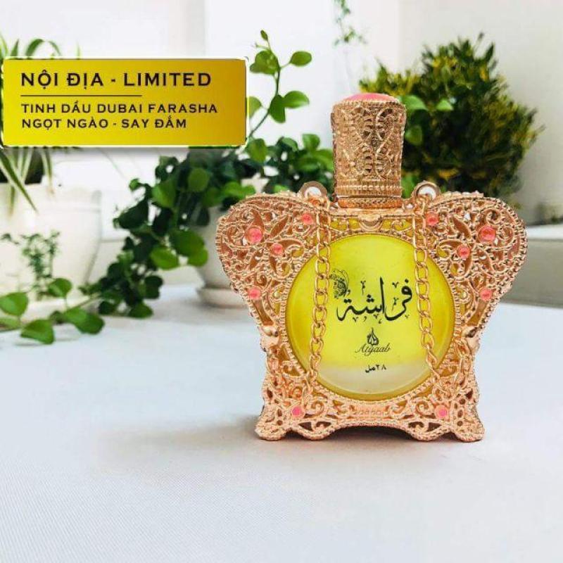 Tinh dầu nước hoa Dubai Farasha Limited cao cấp