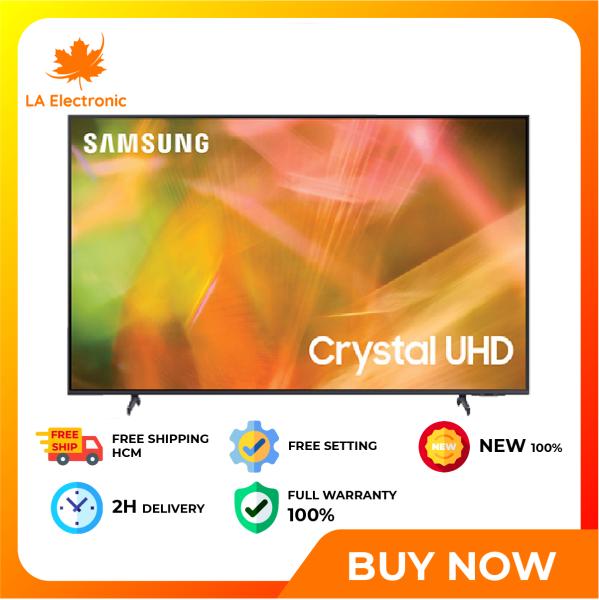 Bảng giá [GIAO HÀNG 2 - 15 NGÀY TRỄ NHẤT 15.09] Trả góp 0% - Smart Tivi Samsung 4K UHD 50 Inch UA50AU8000 Mới 2021 - Miễn phí vận chuyển HCM