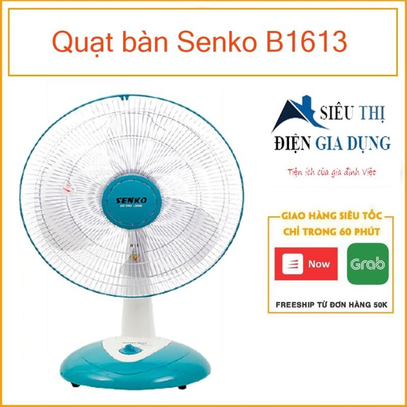 Quạt bàn Senko B4 -Model :B1612 -MÀU NGẪU NHIÊN