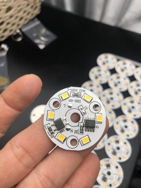 Bảng giá Đèn led tròn 3w siêu sáng dùng trực tiếp điện 220 v