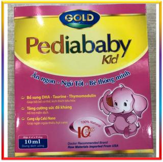 SIRO Pediababy kid gold- Bé ăn ngon- ngủ tốt- bé thông minh thumbnail